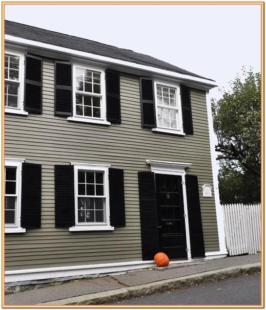 Choose Exterior Paint Color Scheme