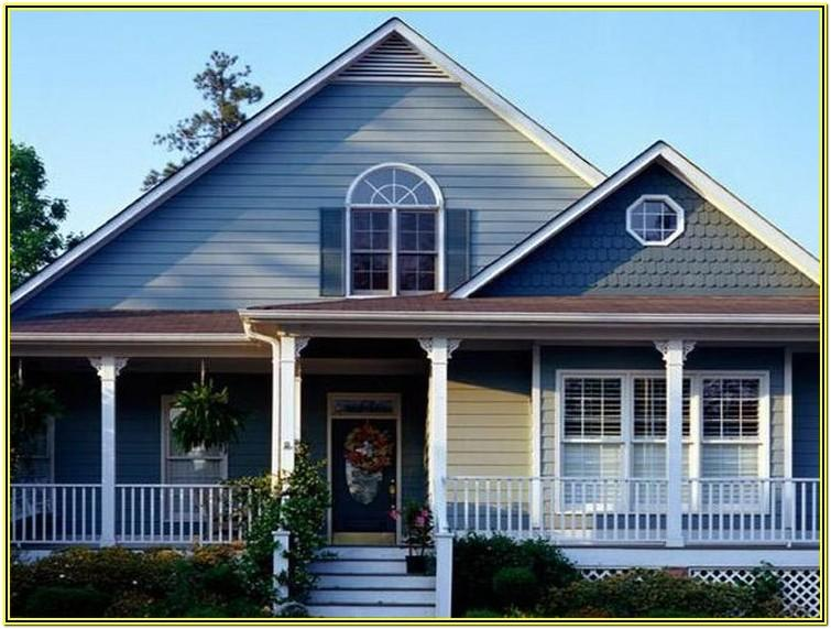Choosing Colors For A House Exterior