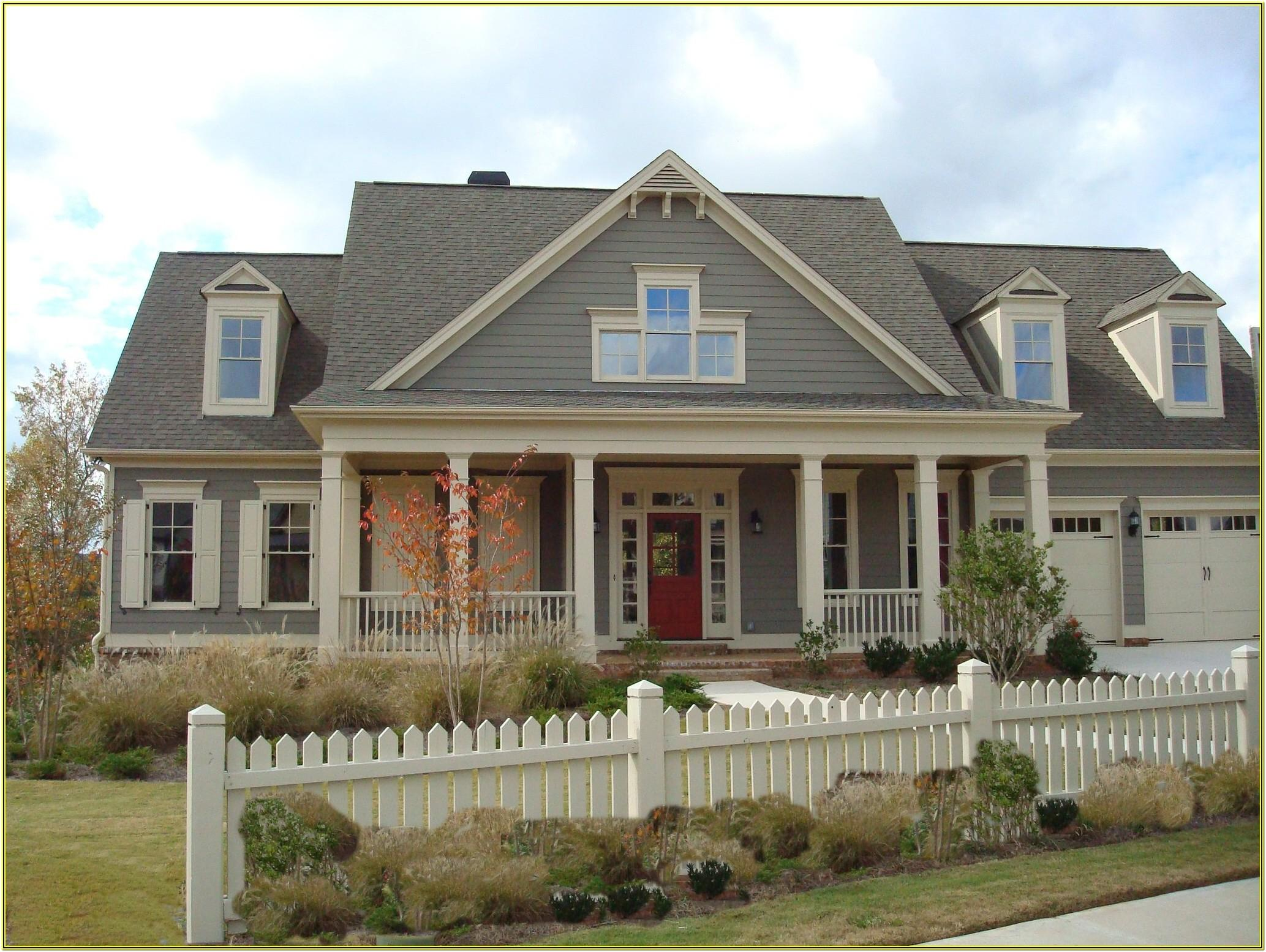 Choosing Paint Colors For Home Exterior