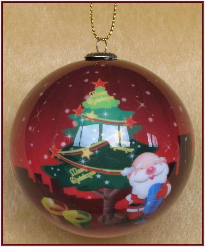Christmas Ornament Painting Ideas