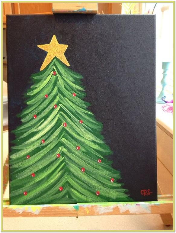 Christmas Painting Gift Ideas