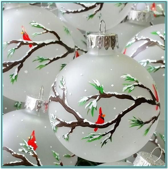 Christmas Tree Window Painting Ideas