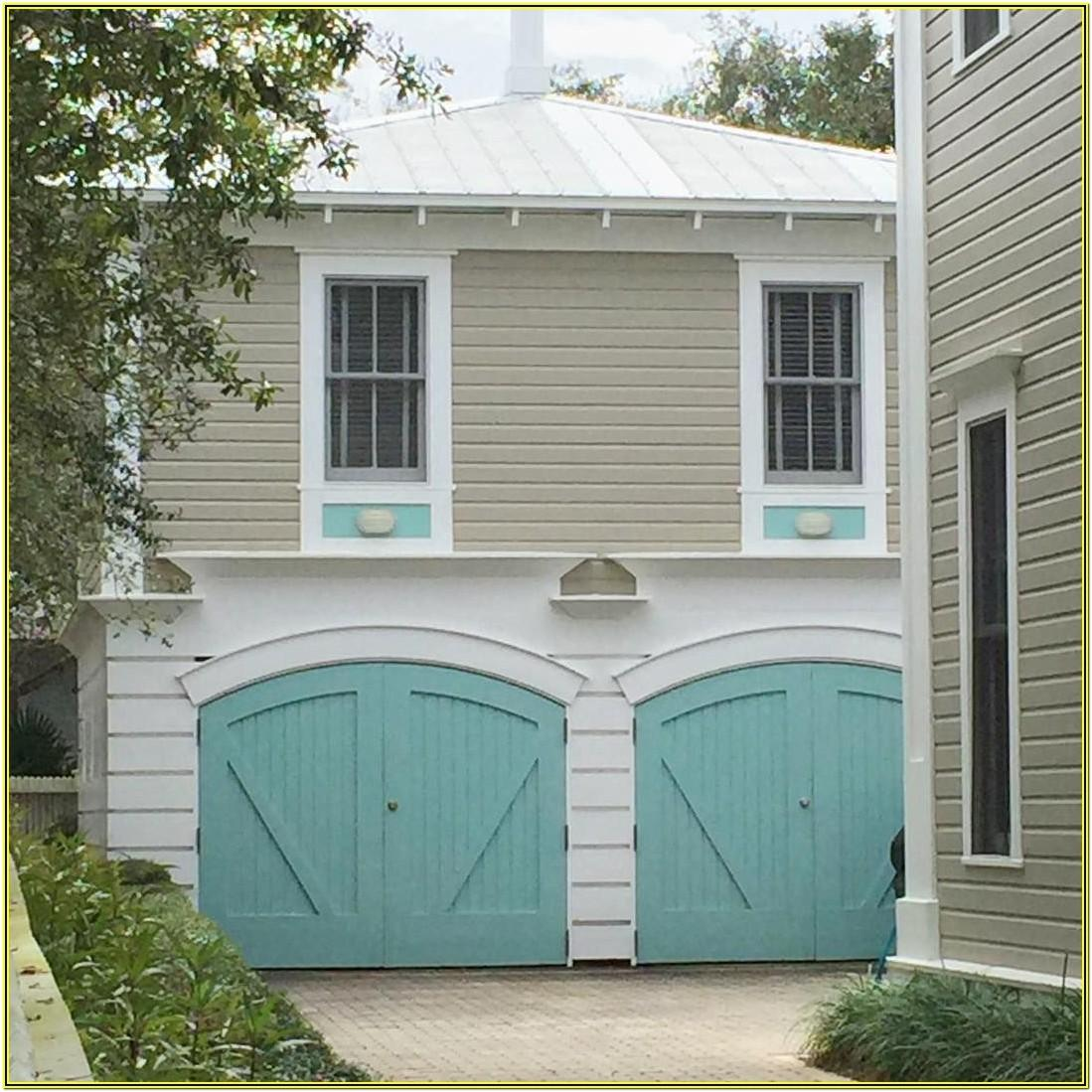 coastal exterior paint combinations