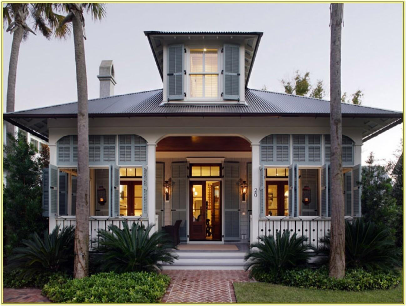 Coastal Home Exterior Color Schemes