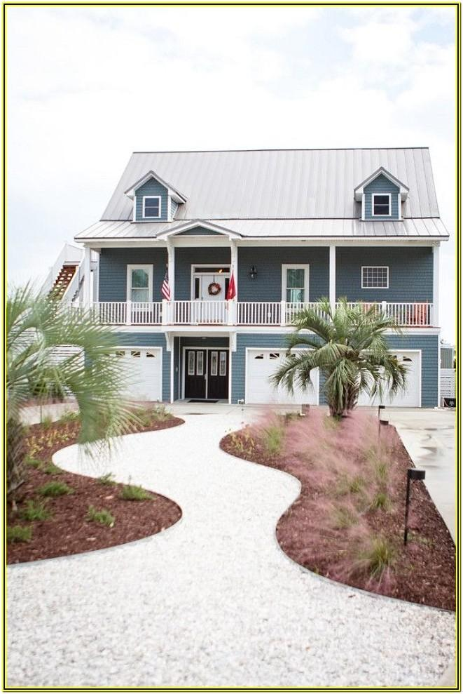 Coastal Home Exterior Colors