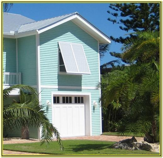 Coastal House Exterior Paint Colors