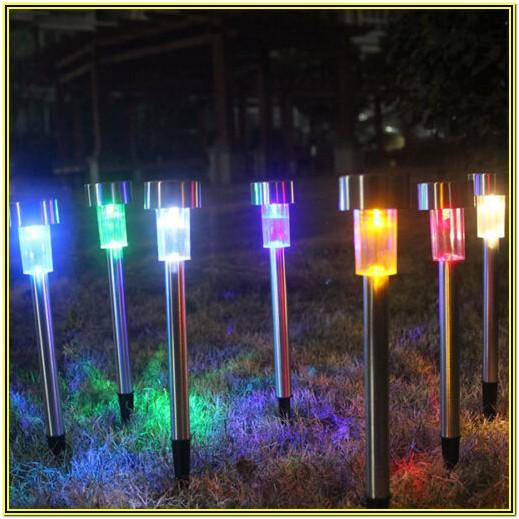 Color Changing Outdoor Led Lights