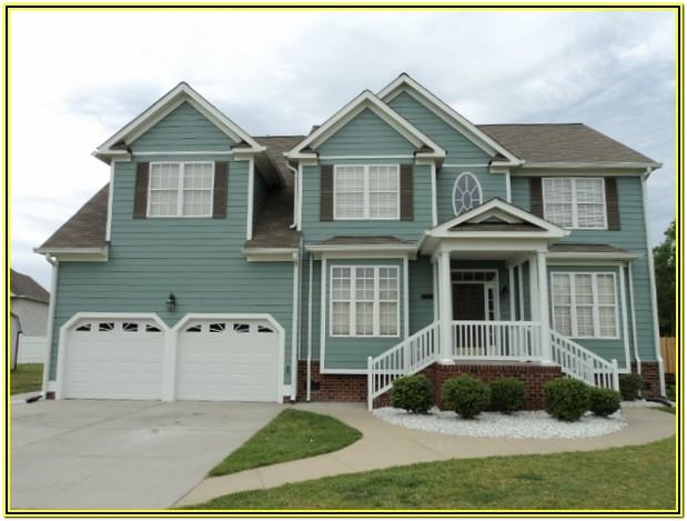 Color Schemes For Exterior Of Homes