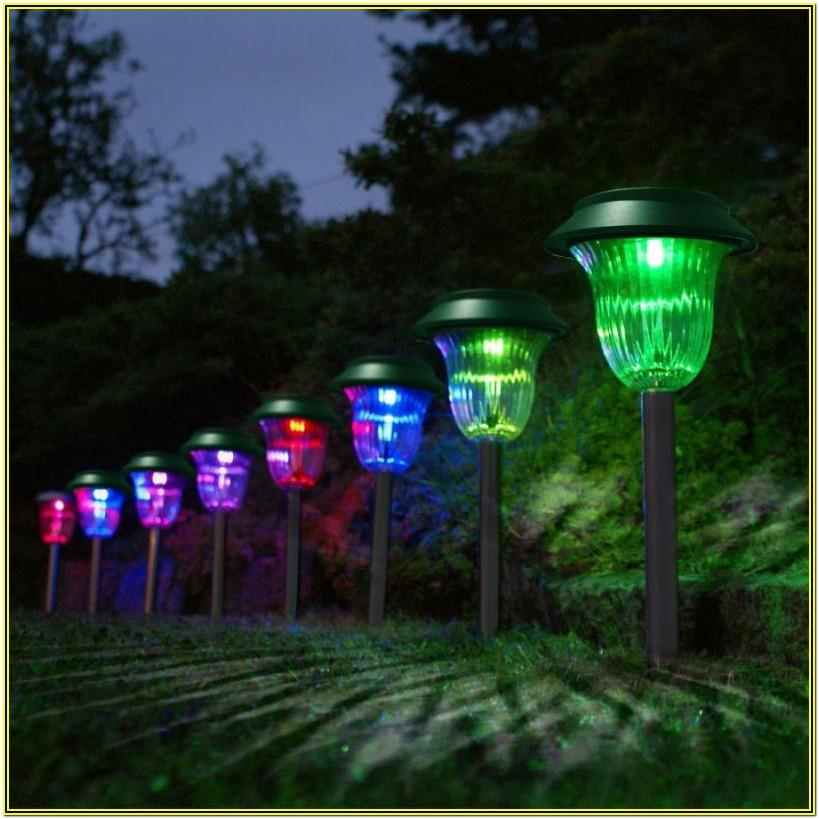 Colour Changing Outdoor Led Lights