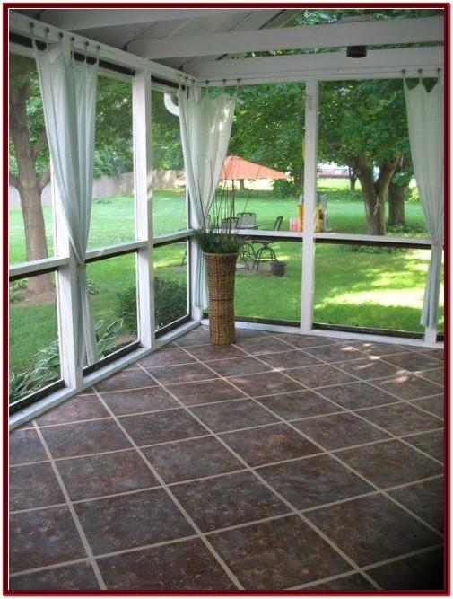 Concrete Porch Floor Paint Ideas