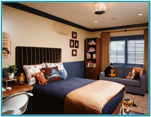 Cool Bedroom Paint Ideas For Guys