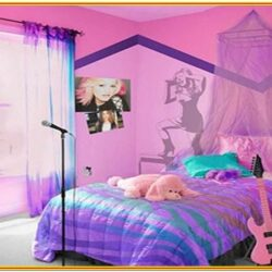 Cool Painting Ideas For Teenage Girl Bedrooms
