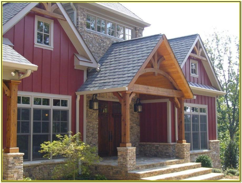 Country Homes Exterior Color Schemes