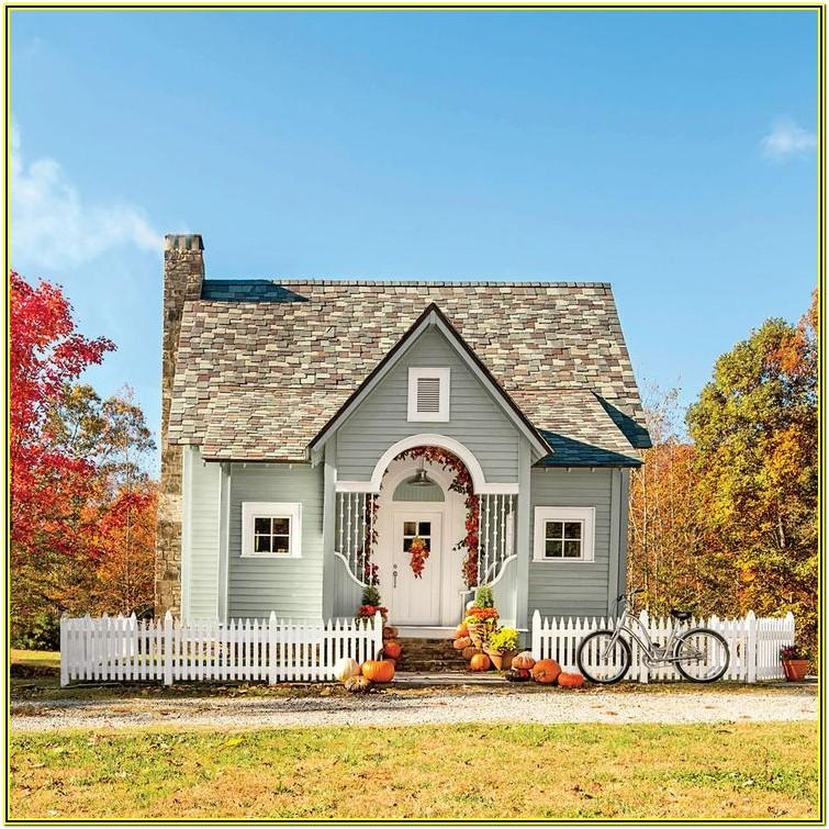 Country Style House Exterior Colors