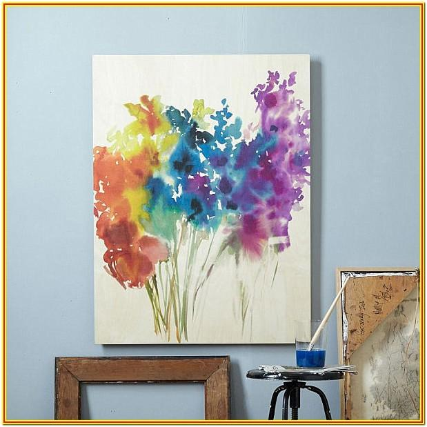 craft painting ideas for adults