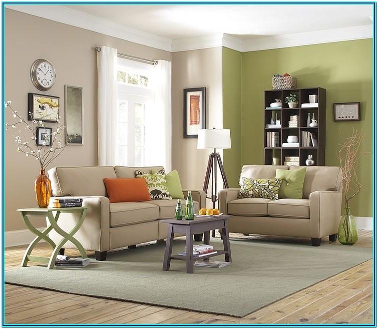 Cream And Brown Living Room Paint Ideas