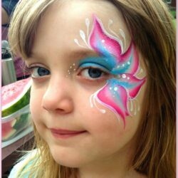 Cute And Easy Face Painting Ideas