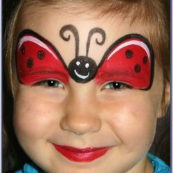 Cute Easy Face Painting Ideas