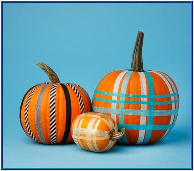 cute easy pumpkin painting ideas