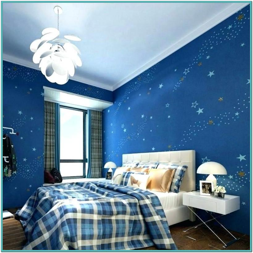 Dark Blue Bedroom Paint Ideas