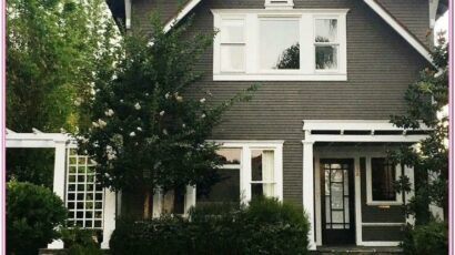 Dark Green House Paint Colors
