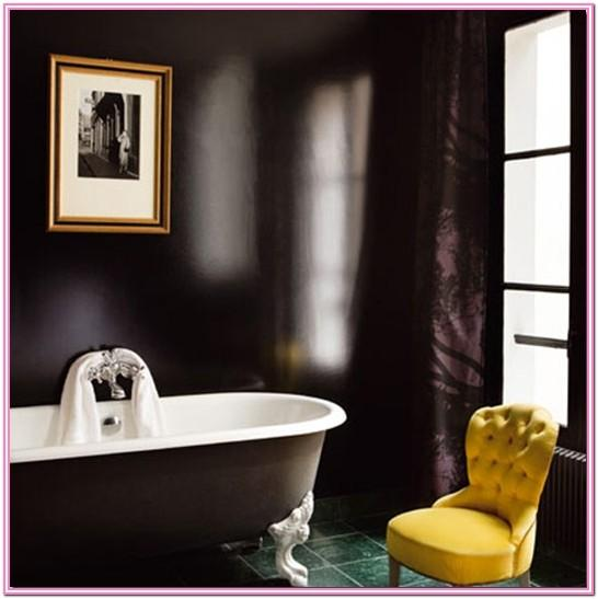 Dark Interior Paint Ideas