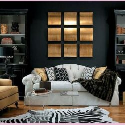 Dark Living Room Paint Ideas