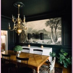 Dark Wall Paint Ideas