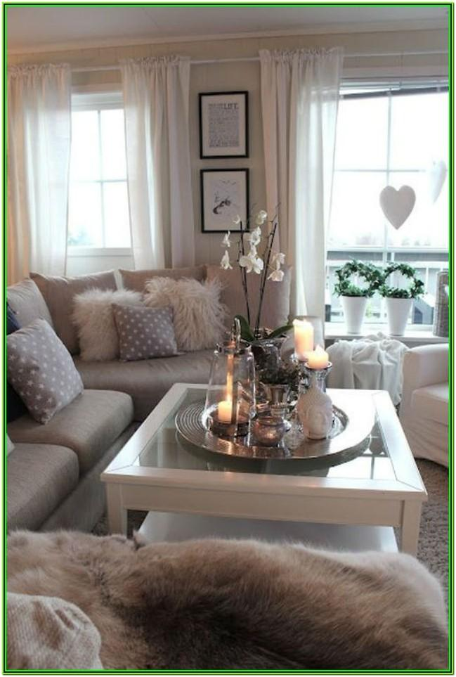 Decorations For Living Room Tables