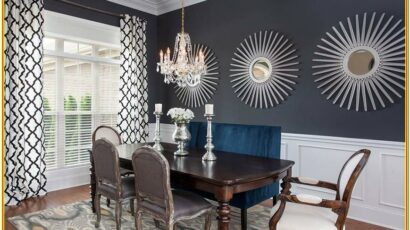 Dining Room Paint Color Ideas 2018