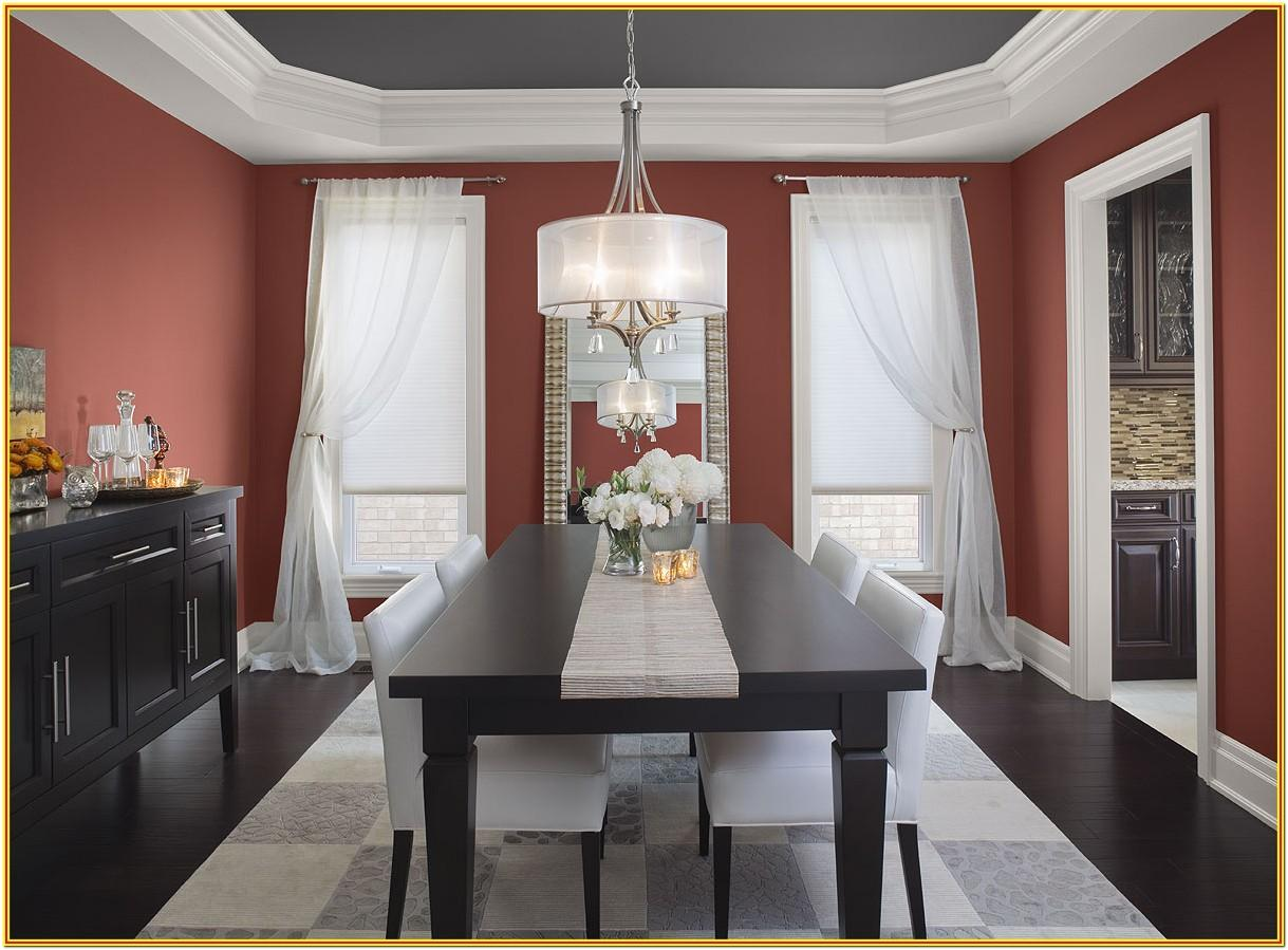 Dining Room Paint Color Ideas