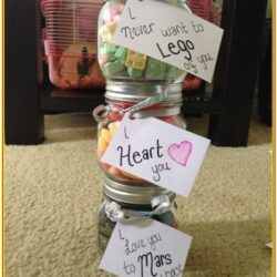 Diy Jar Ideas For Boyfriend