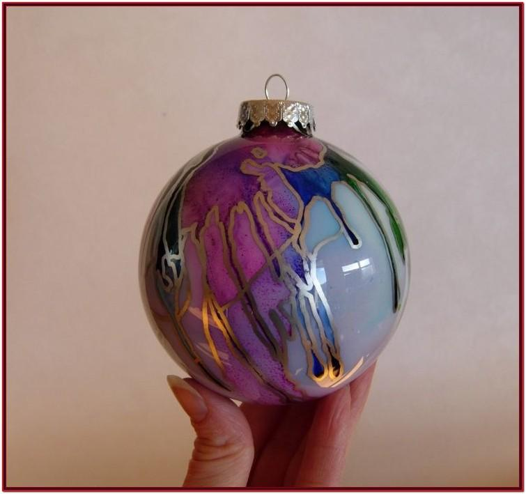 Diy Ornament Painting Ideas