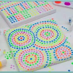 Dot Painting Ideas For Toddlers