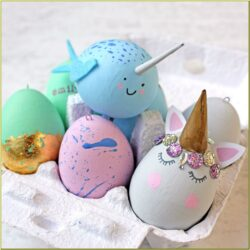 Easter Egg Decorate Ideas