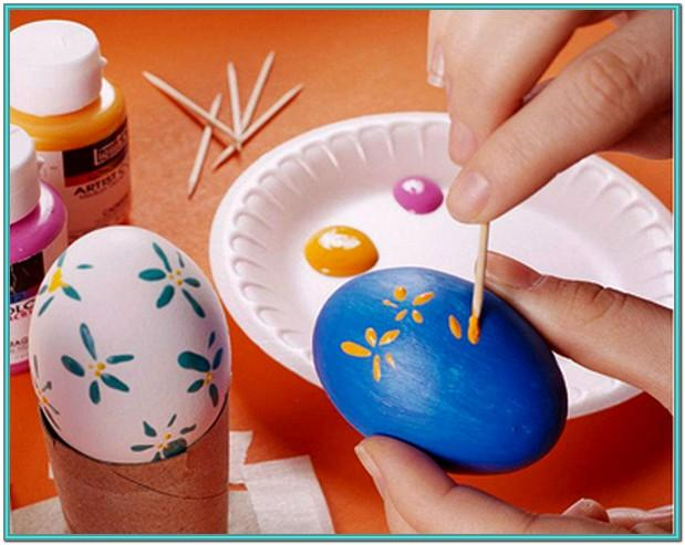 Easter Egg Painting Ideas