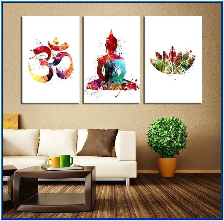 easy canvas painting ideas for living room