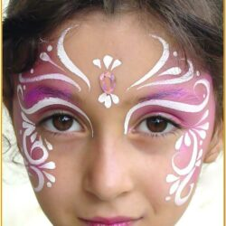 Easy Cheek Face Painting Ideas