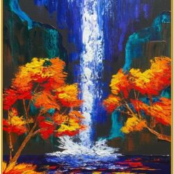 Easy Fall Acrylic Painting Ideas