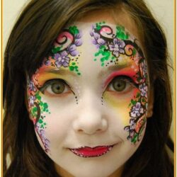 Easy Fall Face Painting Ideas