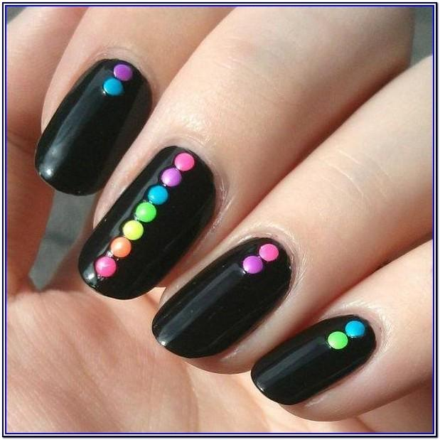 Easy Nail Polish Designs For Beginners