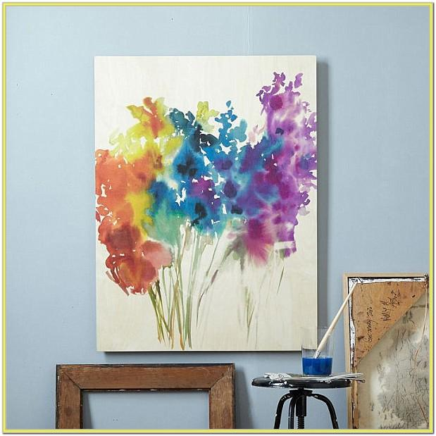 Easy Painting Picture Ideas