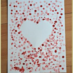 Easy Valentines Day Painting Ideas