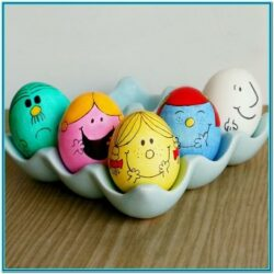 Egg Decorated Ideas