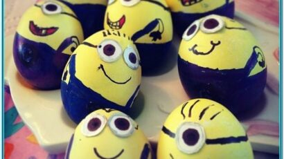 Egg Painting Ideas For Easter