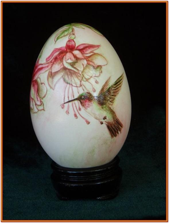 Egg Shell Painting Ideas