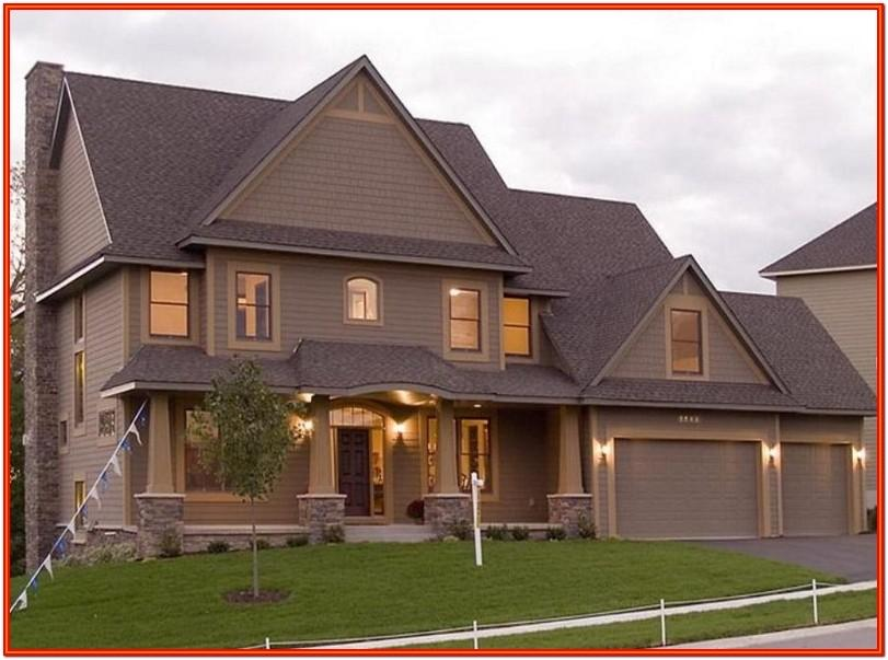 Example Pictures Of Exterior House Paint Colors