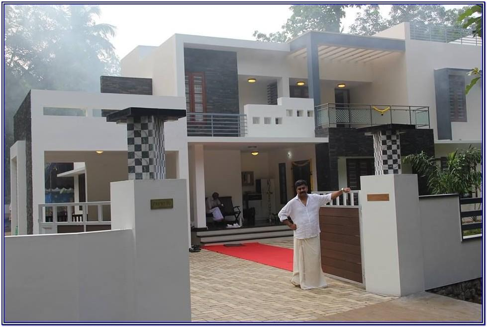 Exterior Color Combinations For Indian Homes