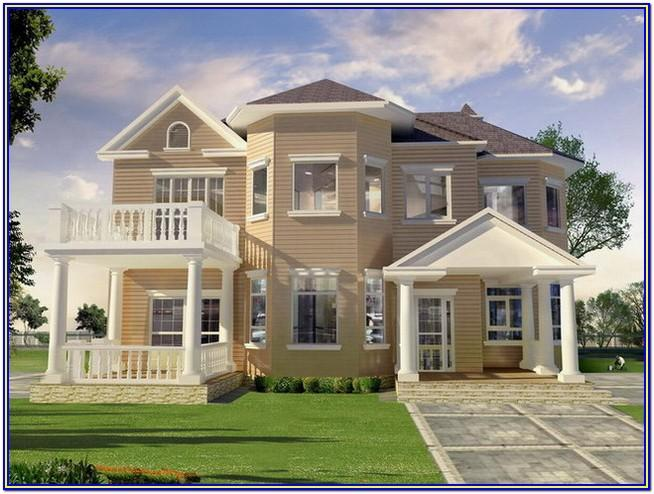 Exterior Color Home Design Ideas