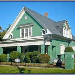 Exterior Color Schemes For Homes Olive 1